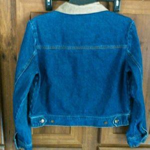 studio Ease Jackets & Coats - Women's jean jacket